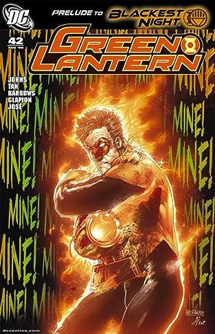 Green Lantern (2005-2011) #42