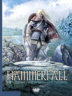 Hammerfall Vol. 1: While the Serpent Sleeps