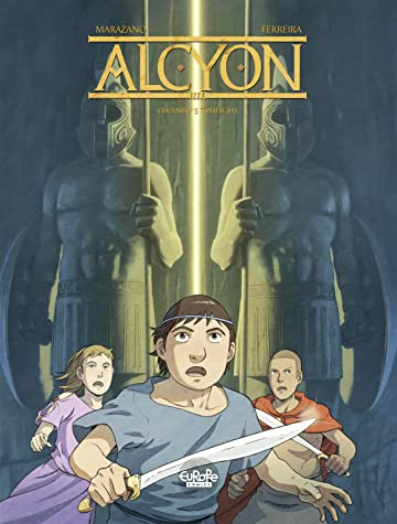 Alcyon Vol. 3: Tyranny's Twilight