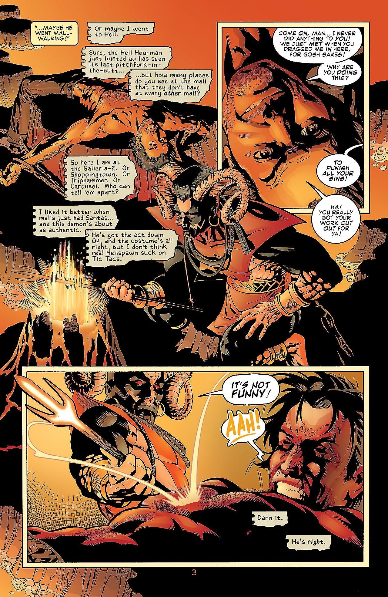 Hourman (1999-2001) #15