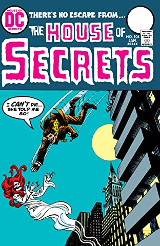 House of Secrets (1956-1978) No.104