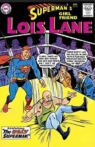 Superman's Girl Friend Lois Lane (1958-1974) No.8