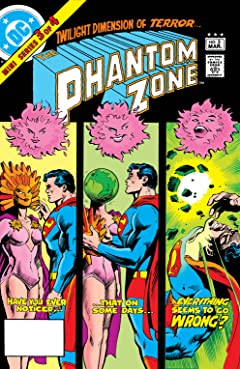 Superman Presents The Phantom Zone (1982) No.3