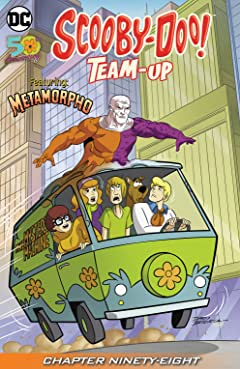 Scooby-Doo Team-Up (2013-) #98