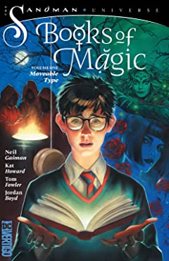 Books of Magic (2018-) Vol. 1: Moveable Type