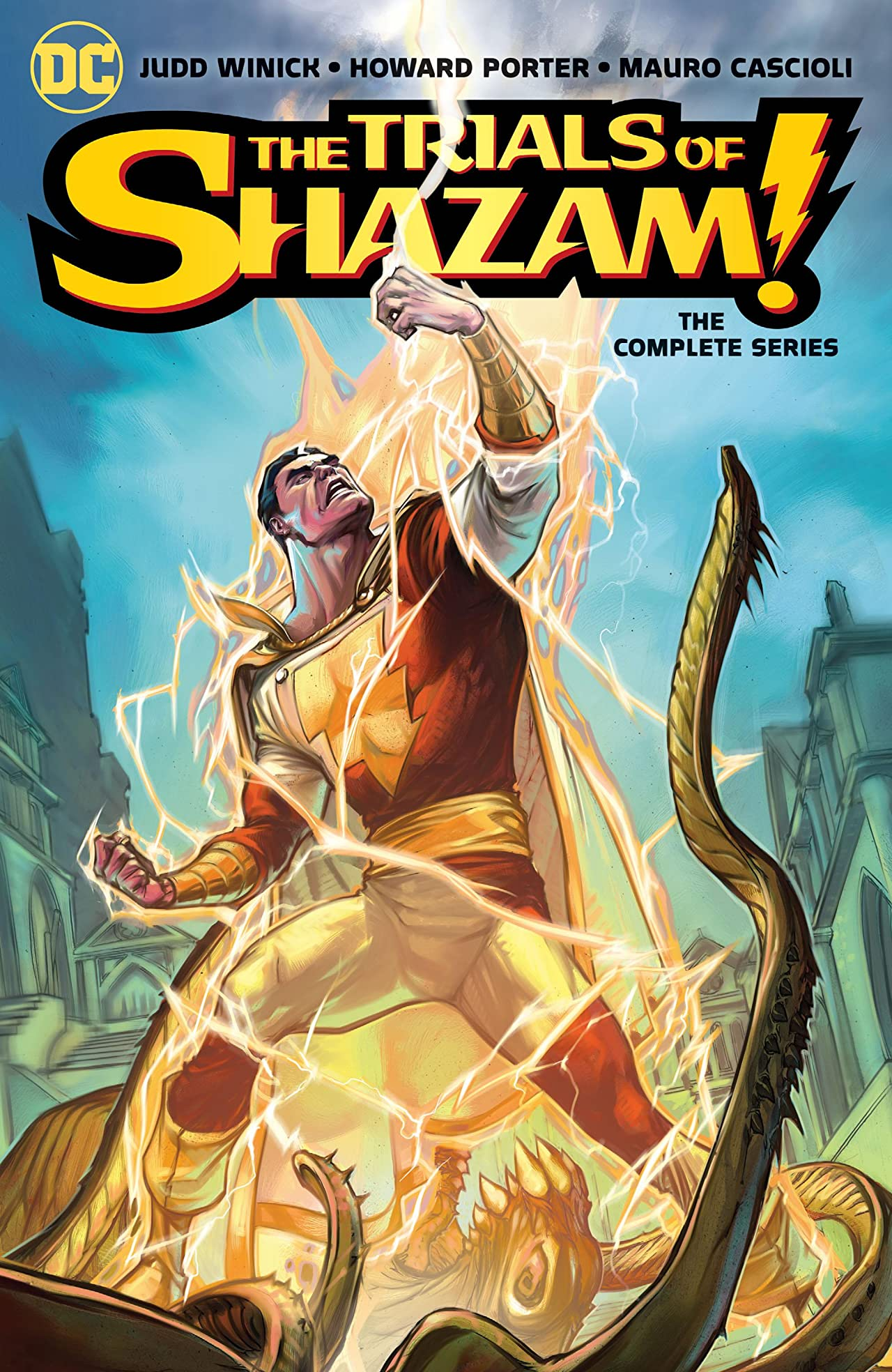 The Trials of Shazam: The Complete Series
