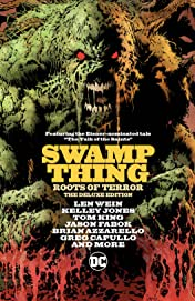 Swamp Thing: Roots of Terror Deluxe Edition