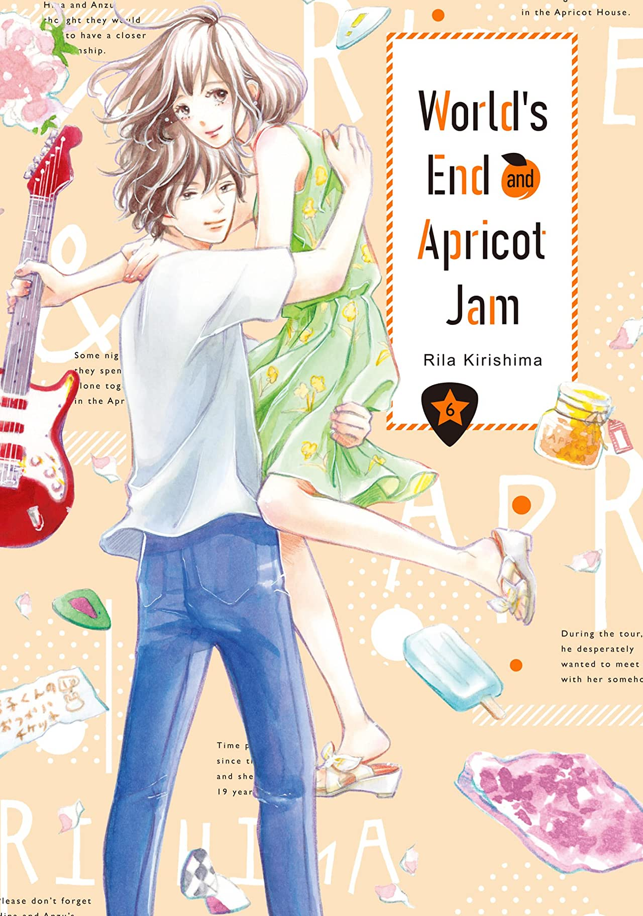 World's End and Apricot Jam Tome 6