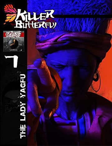 Killer Butterfly #7