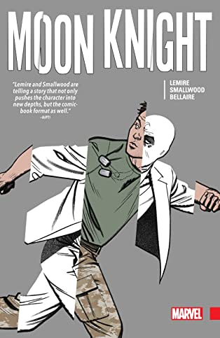 Moon Knight by Lemire & Smallwood