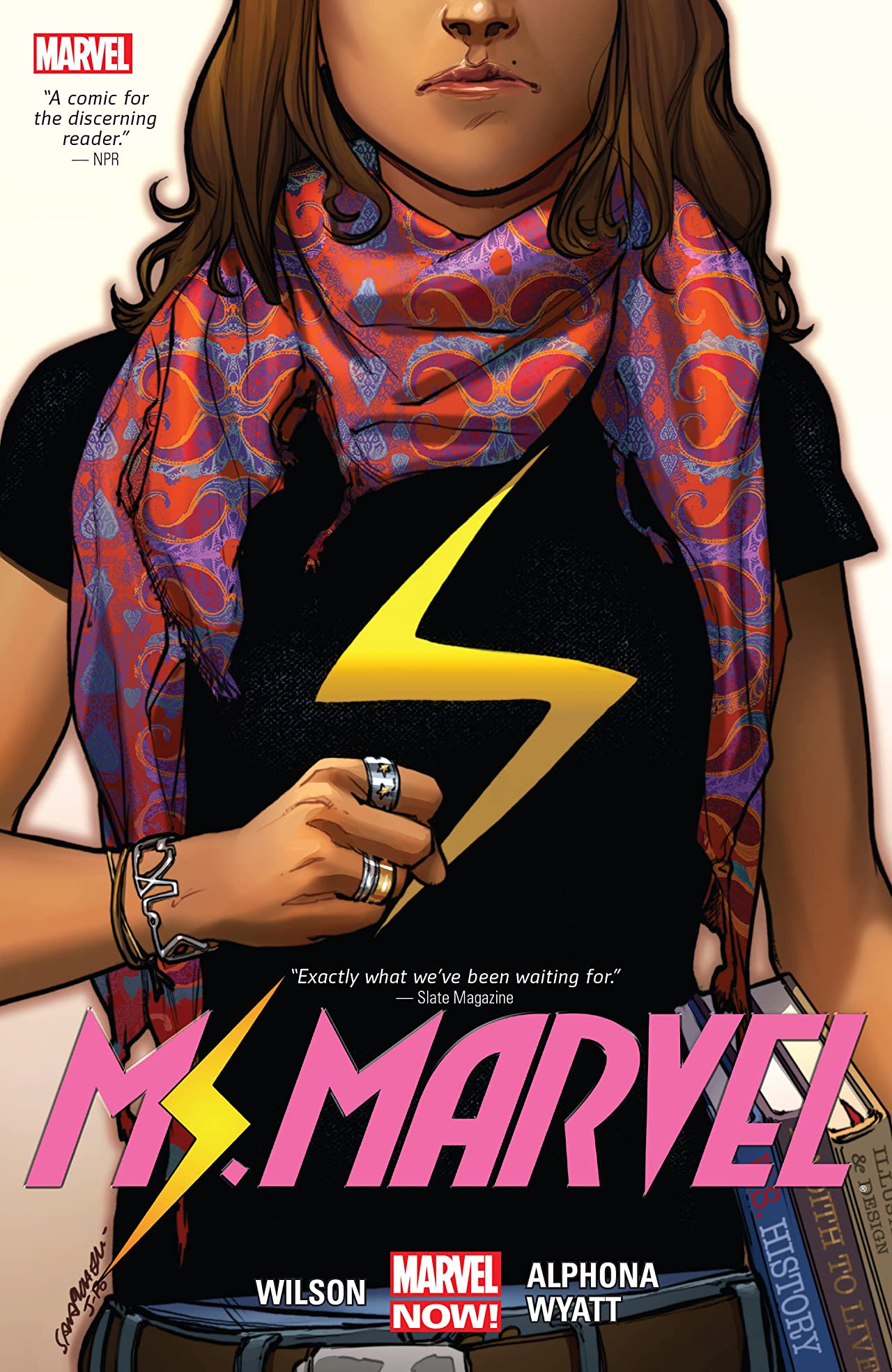 Ms. Marvel by G. Willow Wilson Vol. 1