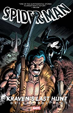 Spider-Man: Kraven's Last Hunt - Deluxe Edition