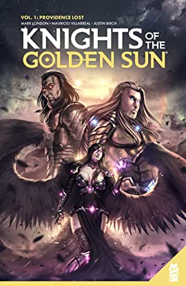 Knights of the Golden Sun Vol. 1: Providence Lost