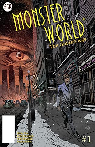 Monster World: The Golden Age #1