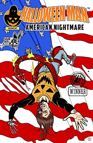Halloween Man Vol. 3: Halloween Man Vol 3: American Nightmare and Other Stories