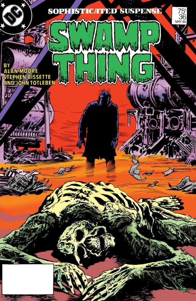 Swamp Thing (1982-1996) #36