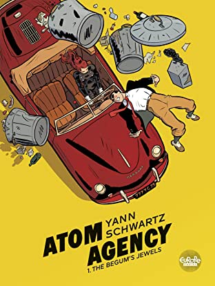 Atom Agency Tome 1: The Begum's Jewels