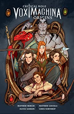 Critical Role Tome 1