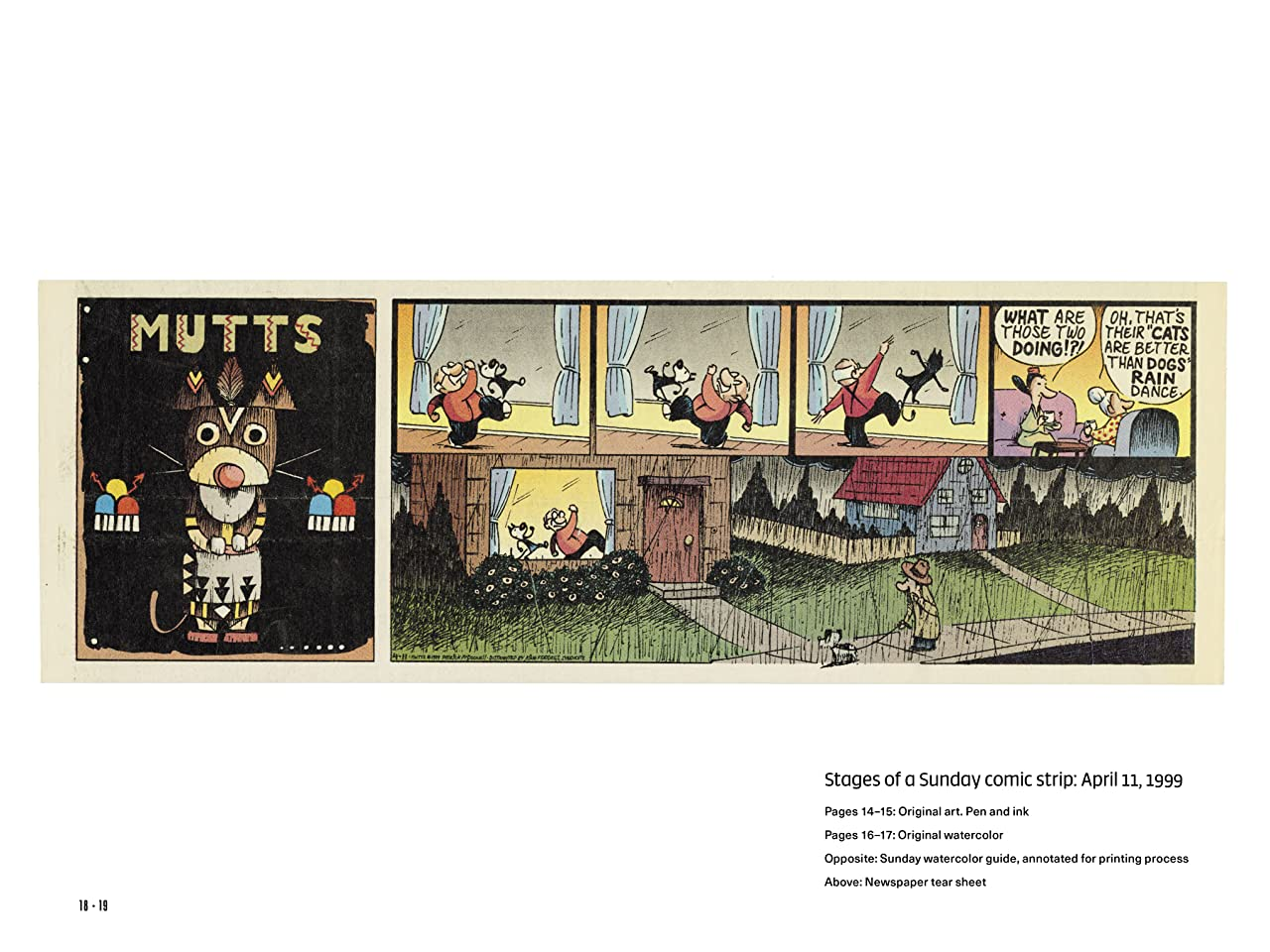 Art of Nothing: 25 Years of Mutts and the Art of Patrick McDonnell