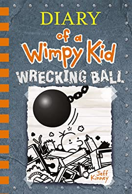 Diary of A Wimpy Kid Vol. 14: Wrecking Ball