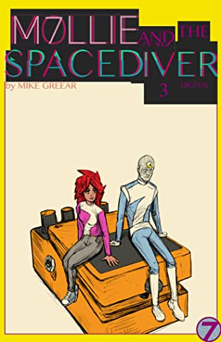 Mollie and the Spacediver No.3