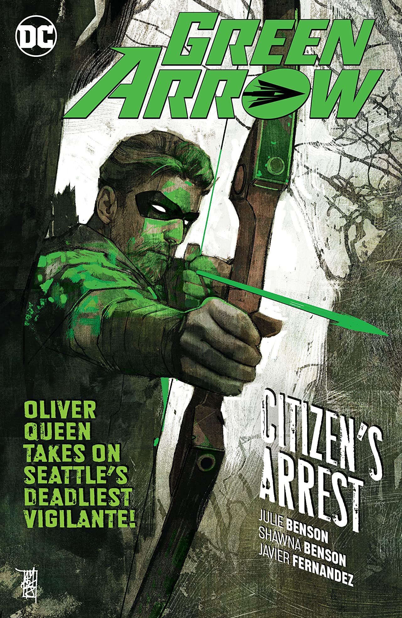 Green Arrow (2016-2019) Vol. 7: Citizen's Arrest