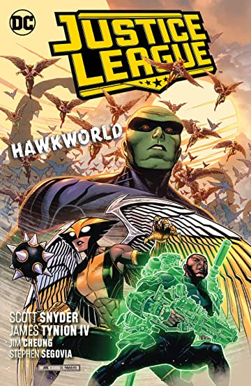 Justice League (2018-) Tome 3: Hawkworld
