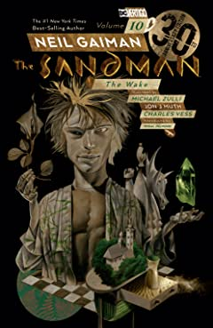 Sandman Vol. 10: The Wake - 30th Anniversary Edition