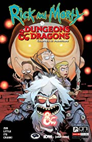 Rick and Morty vs. Dungeons & Dragons II No.1: Painscape