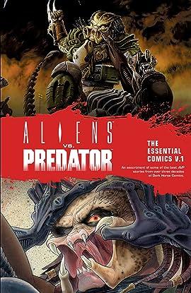 Aliens vs. Predator: The Essential Comics Vol. 1