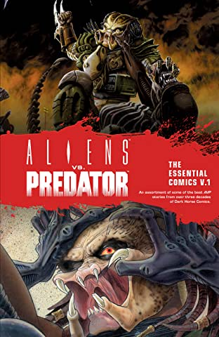 Aliens vs. Predator: The Essential Comics Vol. 1