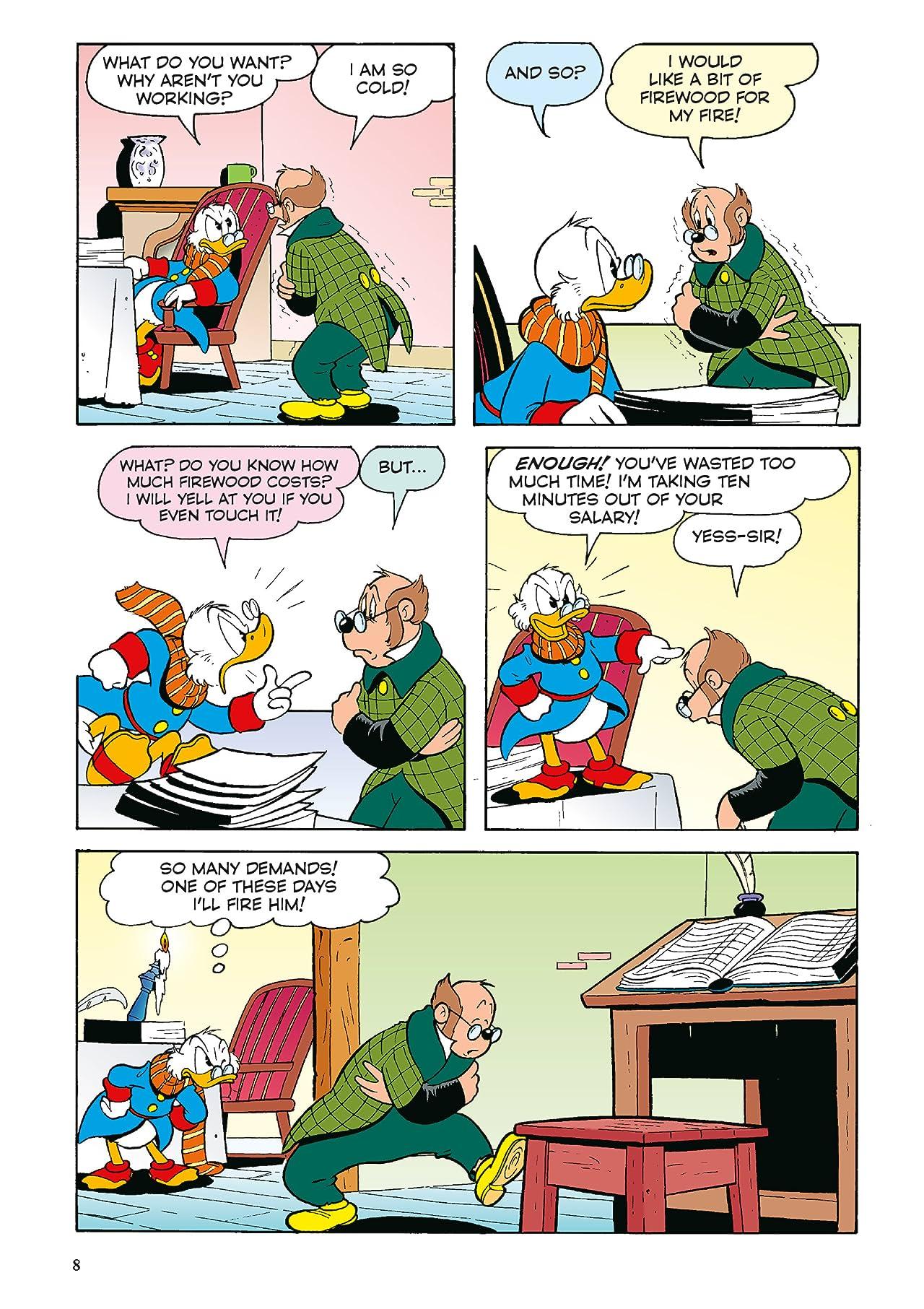 Disney A Christmas Carol, starring Scrooge McDuck