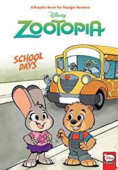Disney Zootopia: School Days (Younger Readers)