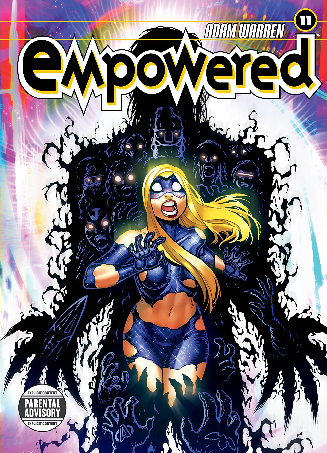 Empowered Tome 11
