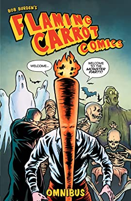 Flaming Carrot Omnibus Tome 1