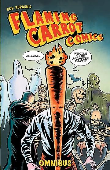 Flaming Carrot Omnibus Vol. 1