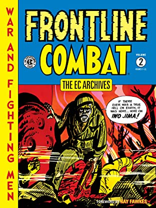 The EC Archives: Frontline Combat Tome 2