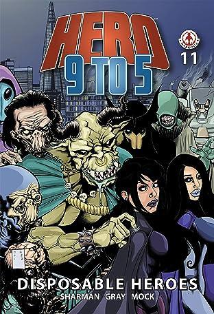 Hero 9 to 5 #11