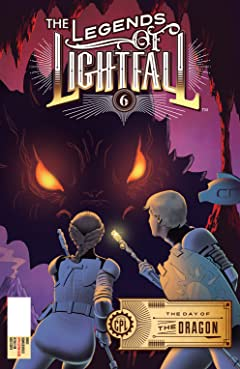 The Legends of Lightfall #6