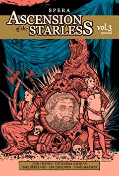 Spera: Ascension of the Starless Vol. 3 #Special