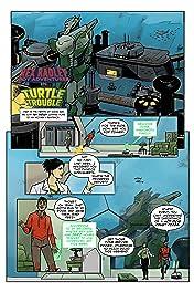 Rex Radley: Boy Adventurer #1
