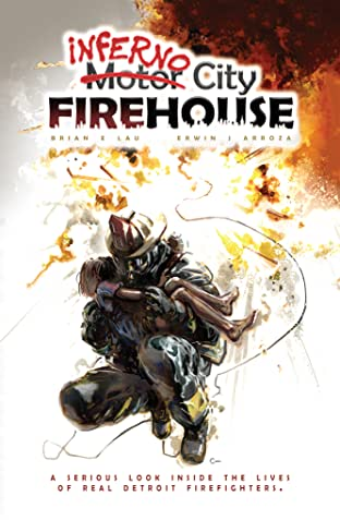 Inferno City Firehouse Tome 1: The Motor City Edition
