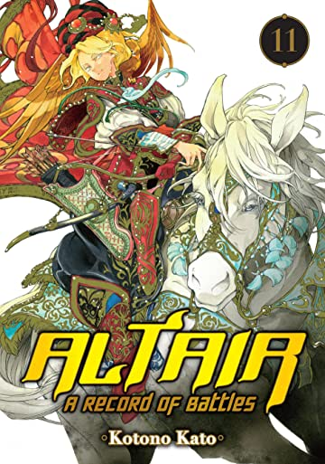 Altair: A Record of Battles Vol. 11