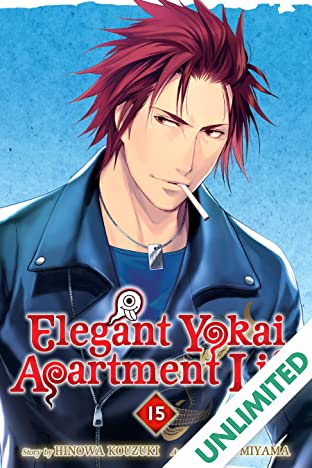 Elegant Yokai Apartment Life Vol. 15