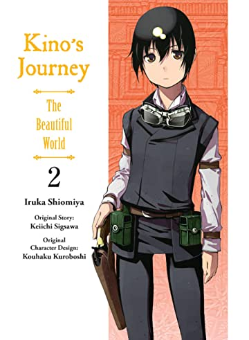 Kino's Journey Vol. 2