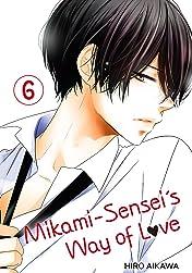 Mikami-sensei's Way of Love Vol. 6