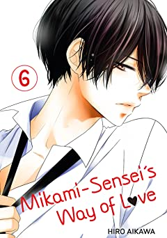 Mikami-sensei's Way of Love Vol. 6