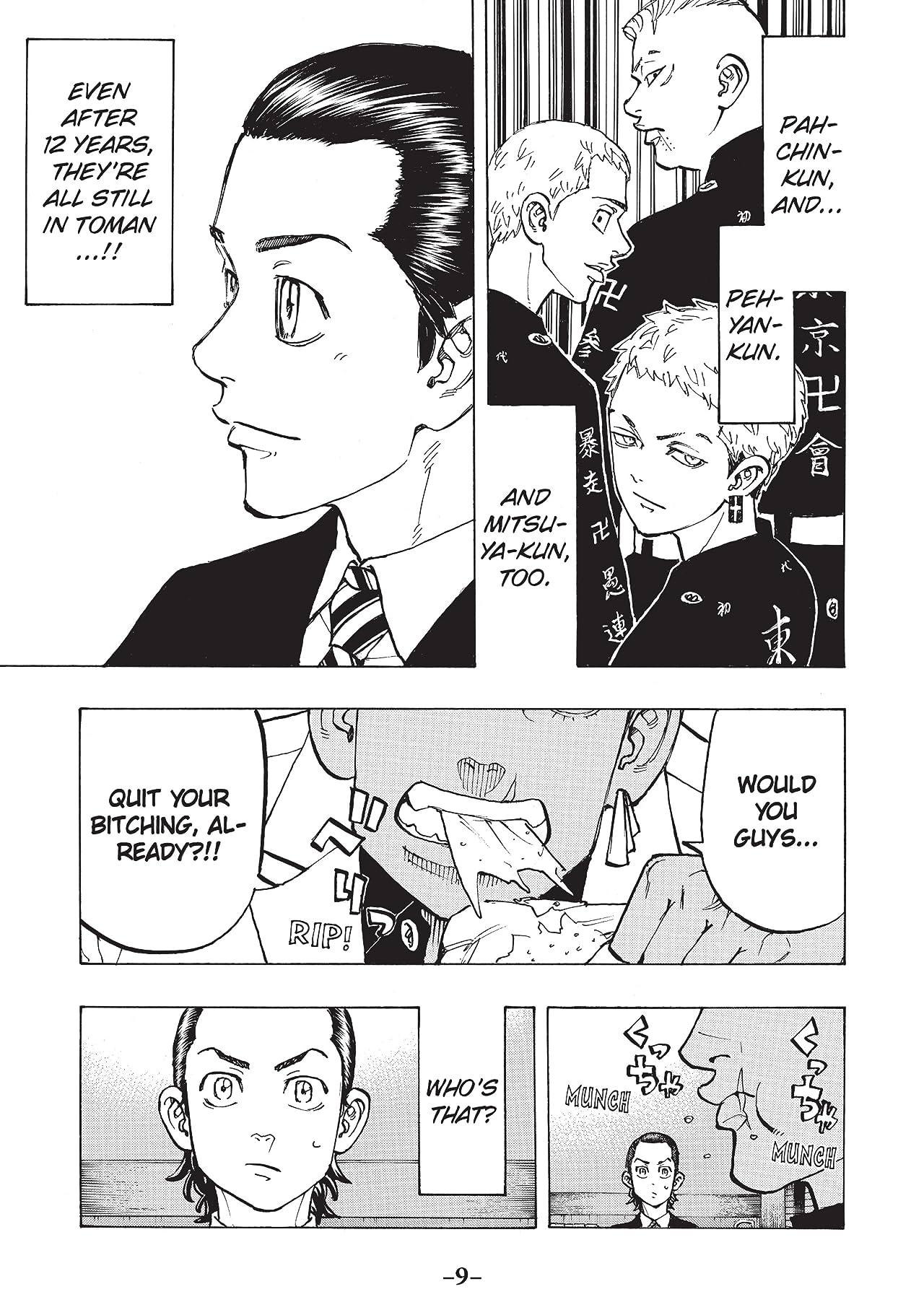Tokyo Revengers Vol. 9