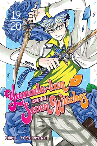 Yamada-kun and the Seven Witches Vol. 19-20