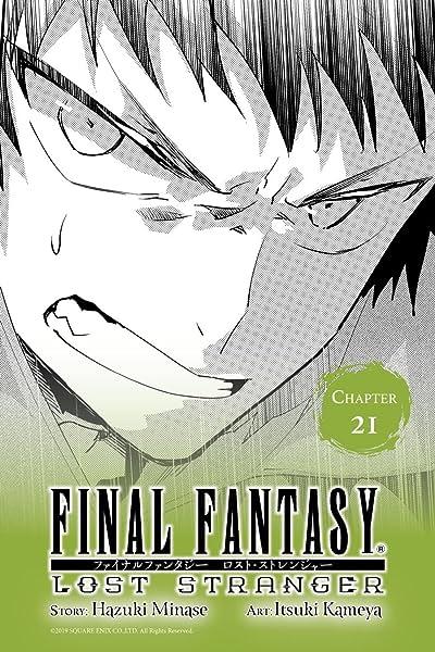 Final Fantasy Lost Stranger 21 Comics By Comixology
